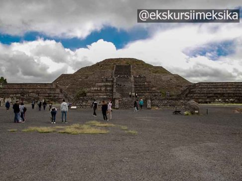 Храмовый комплекс Солнца в Теотиуакан