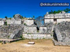 Пирамиды Эк-Балам