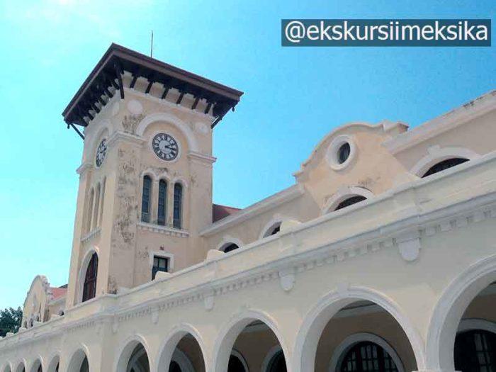 Железнодорожный вокзал Мерида