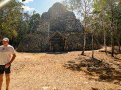 Обсерватория в Коба Мексика