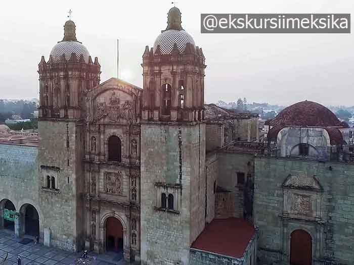 Город и штат Оахака