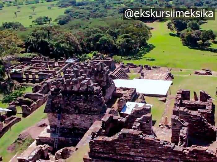 Тонина город Майя